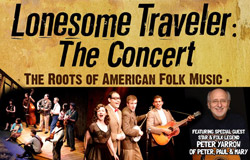 LONESOME TRAVELER: THE CONCERT