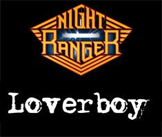 NIGHT RANGER / LOVERBOY