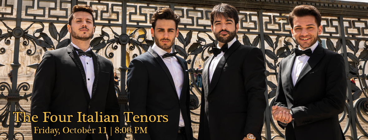 Four-Italian-Tenors