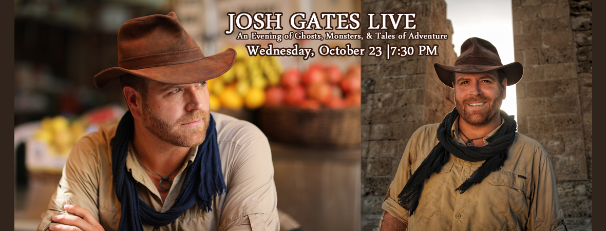 Josh-Gates