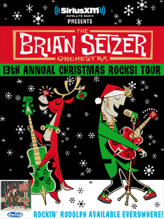 the brian setzer orchestra christmas rocks tour state theatre. Black Bedroom Furniture Sets. Home Design Ideas