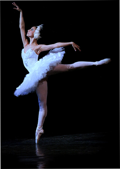 SWAN LAKE - BALLET IN 4 ACTS