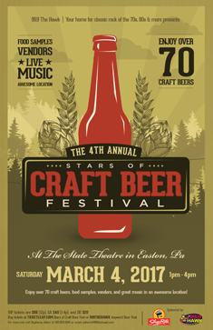 STARS OF CRAFT BEER FEST IV