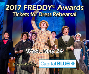 Freddy Dress Rehearsal