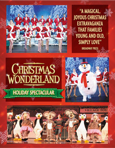 CHRISTMAS WONDERLAND HOLIDAY SPECTACULAR