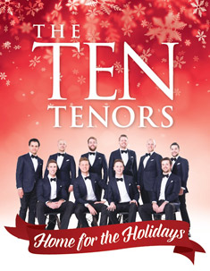 THE TEN TENORS CHRISTMAS
