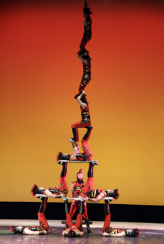 MARTIAL ARTS & ACROBATS OF TIANJIN