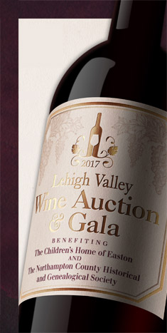LEHIGH VALLEY WINE AUCTION