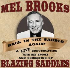 MEL BROOKS - LIVE ON STAGE