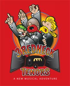 3 REDNECK TENORS