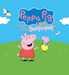 PEPPA PIG LIVE! PEPPA PIG'S BIG SURPRISE