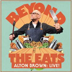ALTON BROWN: BEYOND THE EATS