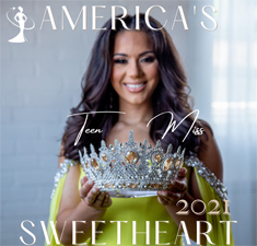AMERICA'S TEEN SWEETHEART & AMERICA'S MISS SWEETHEART 2021 NATIONAL SCHOLARSHIP PAGEANT